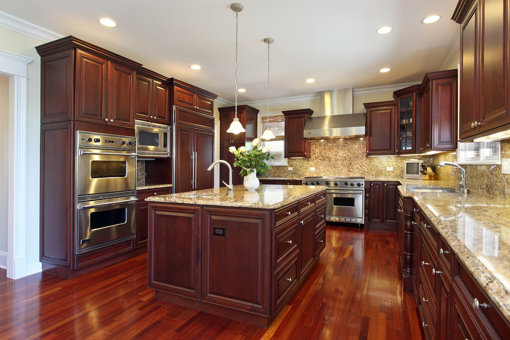 Stunning Granite Countertops