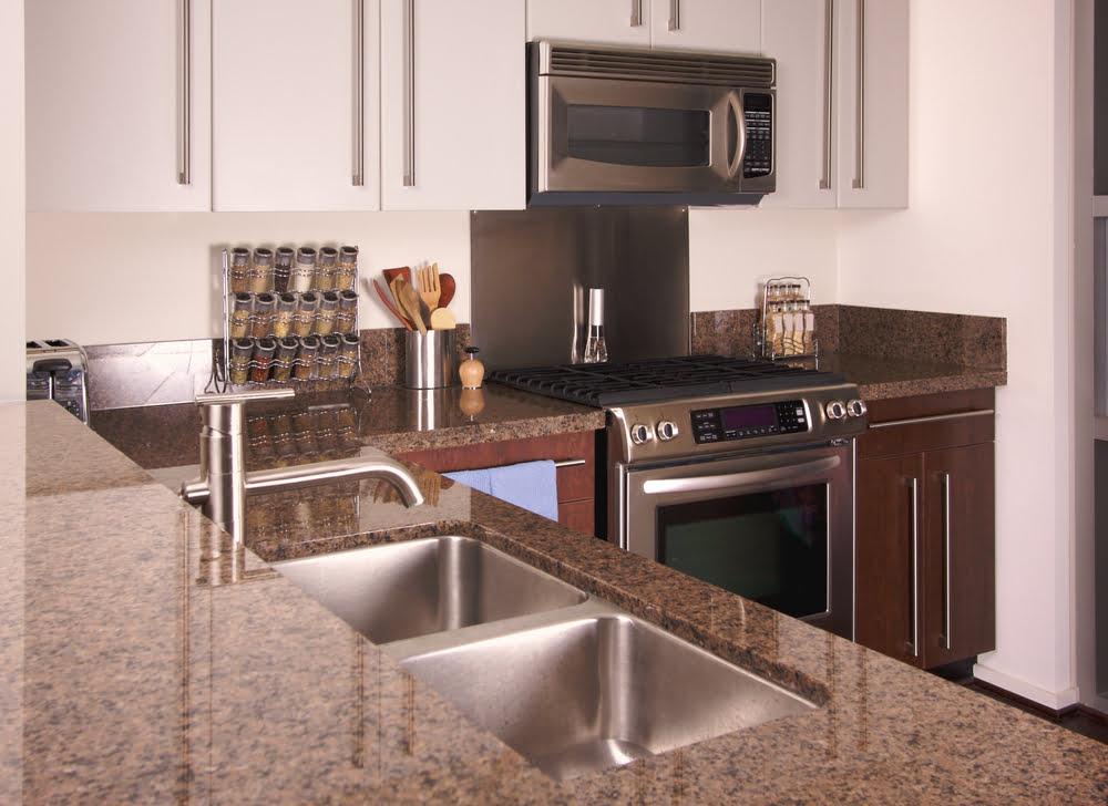 custom granite vs quartz countertops