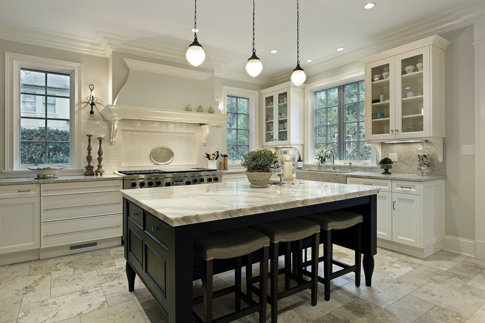 Pros and cons of marble countertops