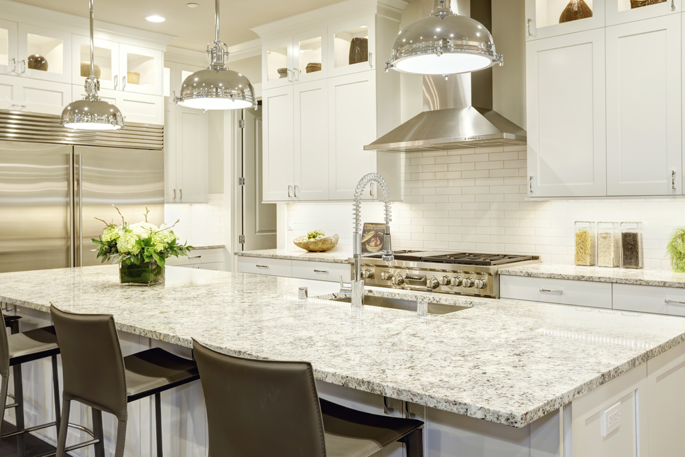 White Granite Countertops – An Alternative to Marble Countertops ...