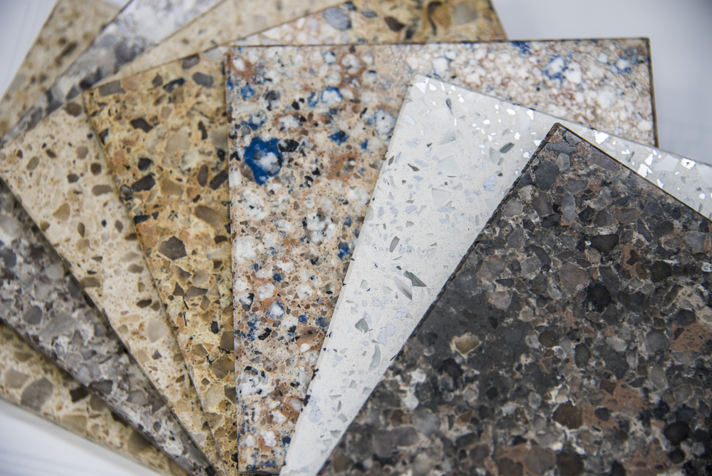 Do custom granite countertops require sealing?