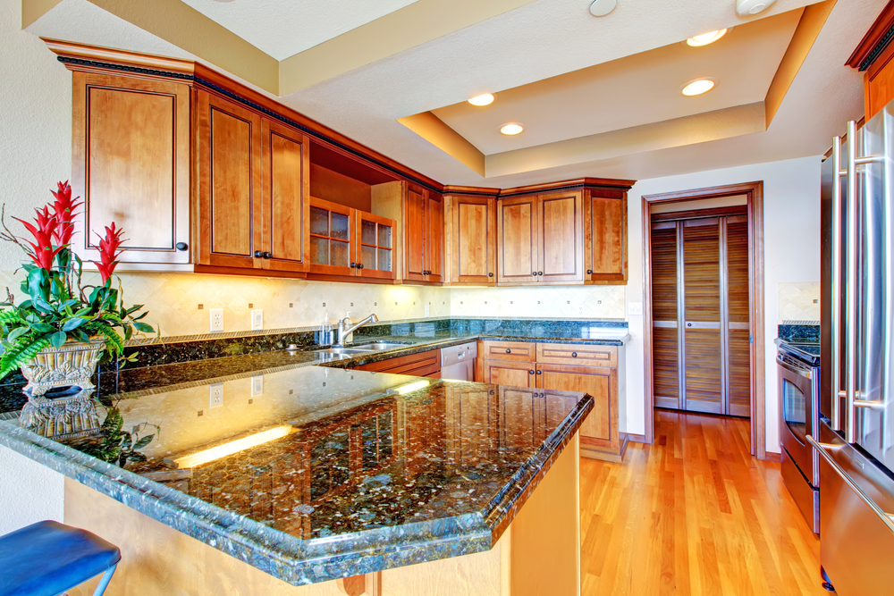 selecting granite countertop edges