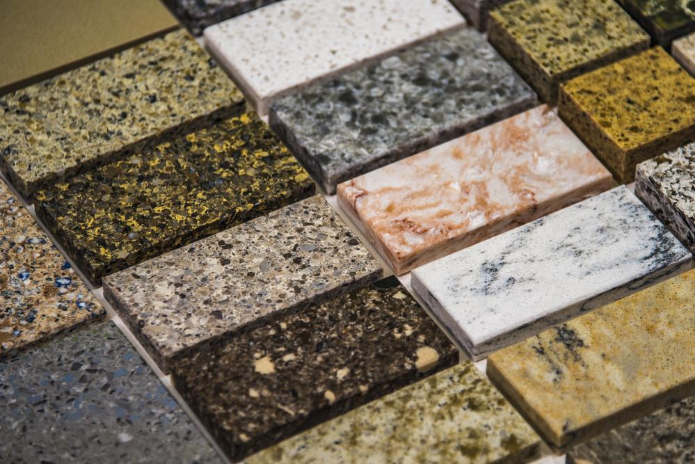 marble countertop finish profile