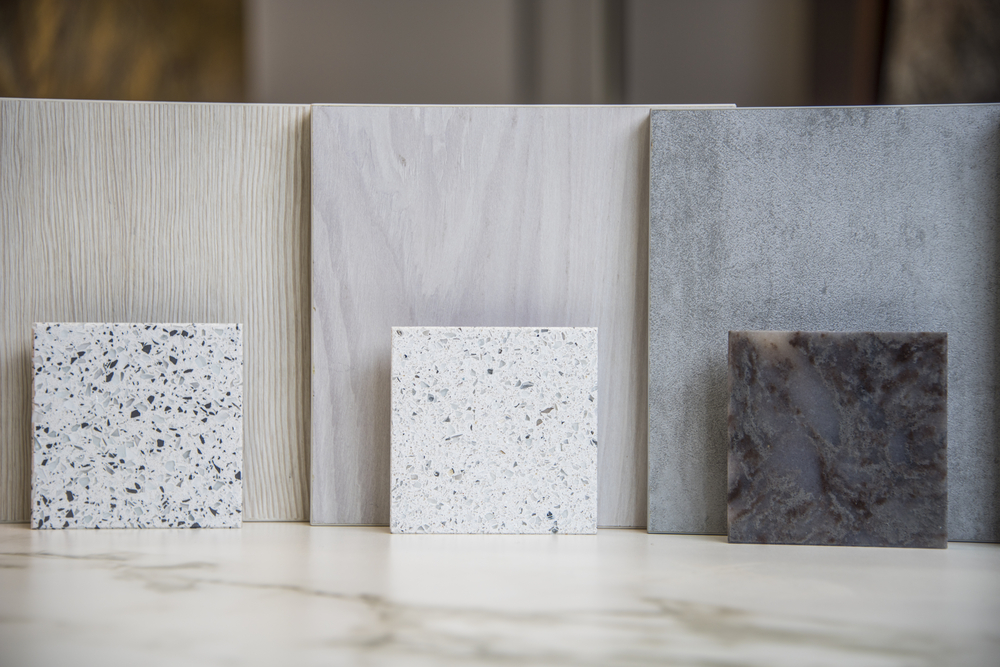 natural stone solid surface countertops