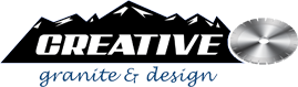 creative granite logo