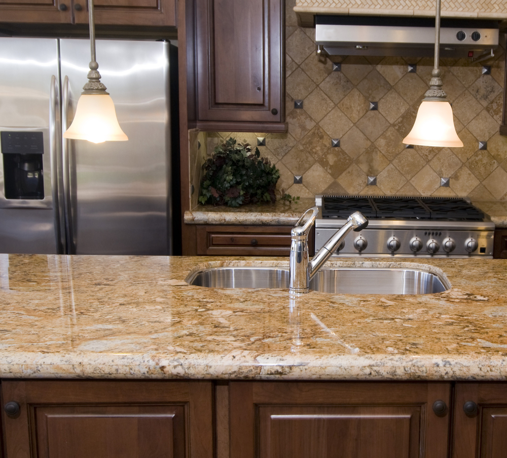 steps sealing granite countertops