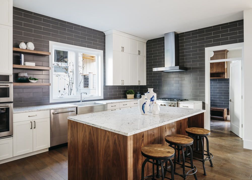 Uses of Granite and Marble in Interiors