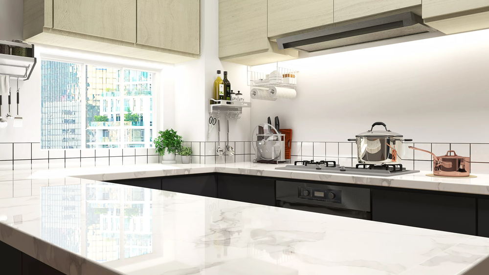 Are You Inadvertently Damaging Your Stone Countertop